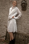 churi shirtdress